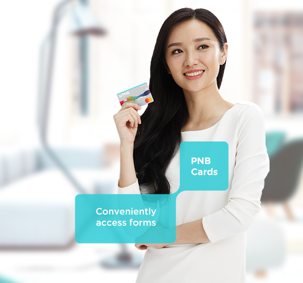PNB Credit Card Downloadable Forms