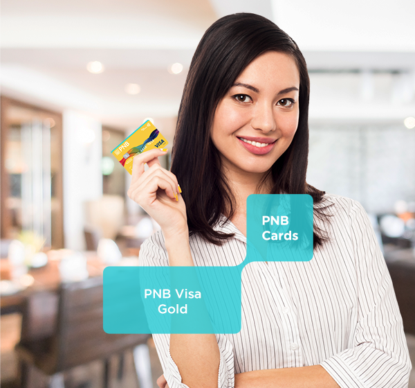 Experience more of life when you lighten your load with your PNB Visa Gold!