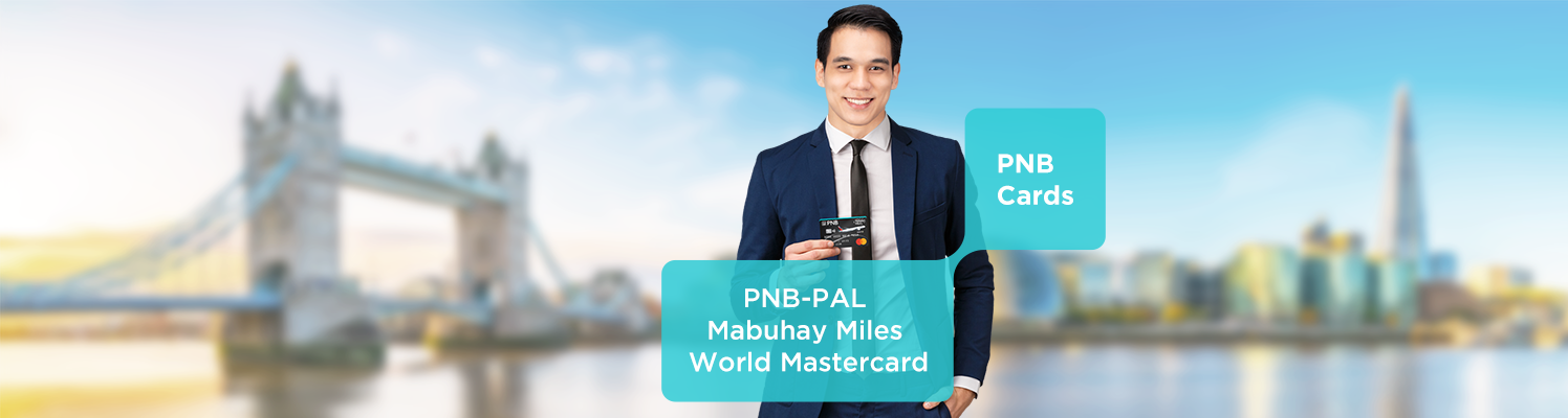 Lavish on the red carpet, and enjoy low mile conversion with your PNB-PAL Mabuhay Miles World Mastercard credit card!