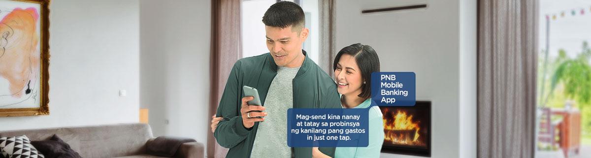 Dingdong Dantes and Marian Rivera using a phone