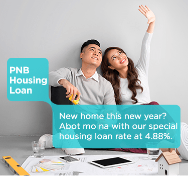 PNB Special Housing Loan Rate Offer